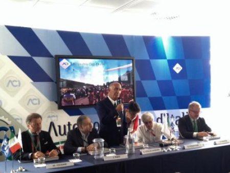 GP di Monza, annuncio firma rinnovo contratto