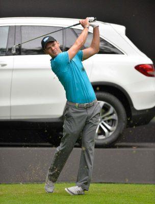 Mercedes Open d'Italia golf