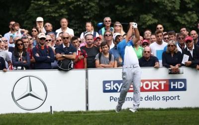 Open d'Italia Golf Monza Francesco Molinari