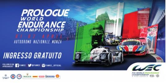 Prologo WEC all'Autodromo nazionale di Monza