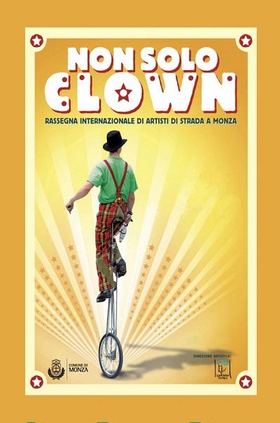 Non Solo Clown locandina