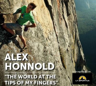 DF Sport Specialist Alex Honnold