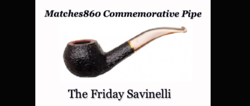 Matches860 Tribute Pipe
