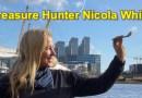 Treasure Hunter Nicola White