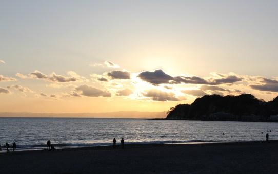 Kamakura ~ La plage