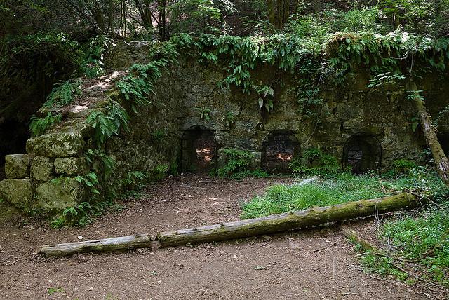 Limestone Kiln Photo by