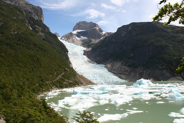 Serrano Glacier by Terry Feuerborn under CC
