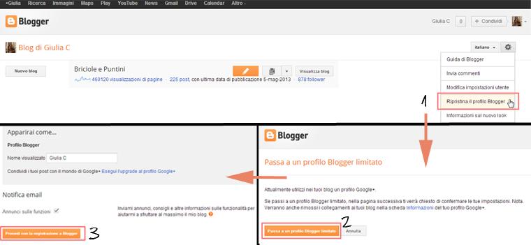 Noreply blogger blogspot - come risolvere il problema