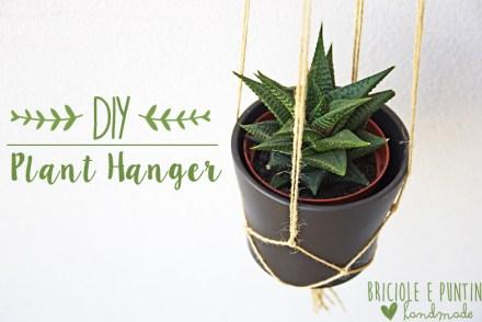 plant hanger fai da te tutorial