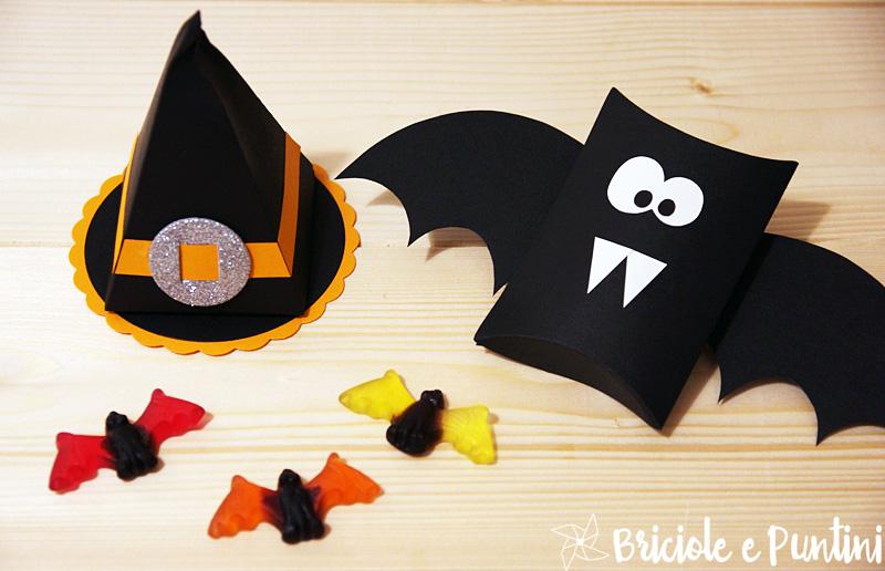 scatole di Halloween
