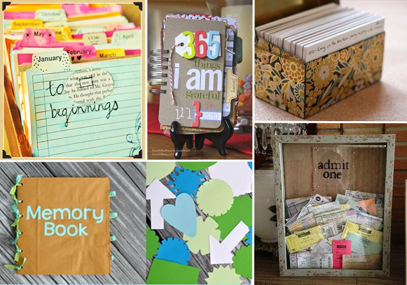 memory book - la raccolta dei momenti più belli dell'anno