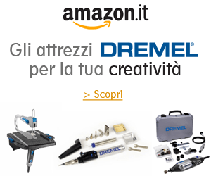 compra attrezzi Dremel su Amazon