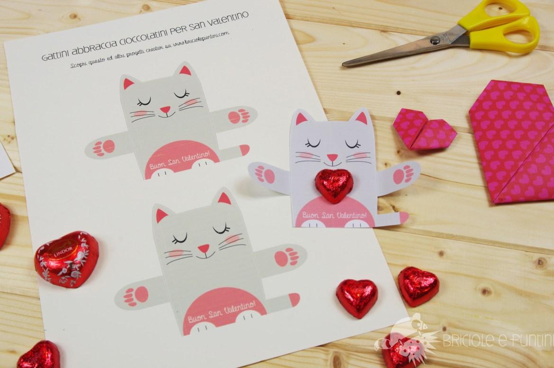 candy huggers stampabili per San Valentino