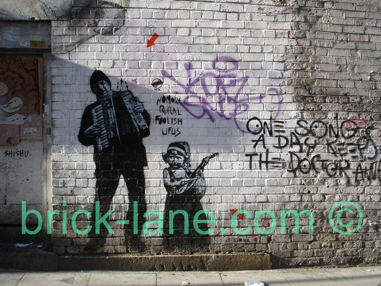 Brick Lane Image Gallery