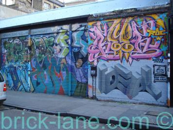 Brick-Lane.com Street Art