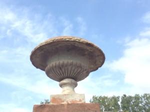 vasi in terracotta di recupero autentici