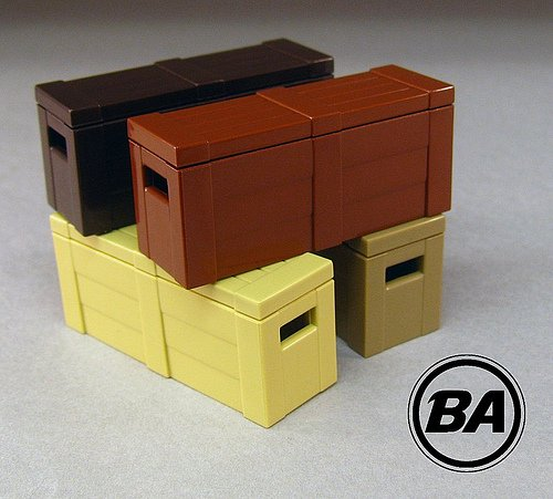 Brick Arms Crate