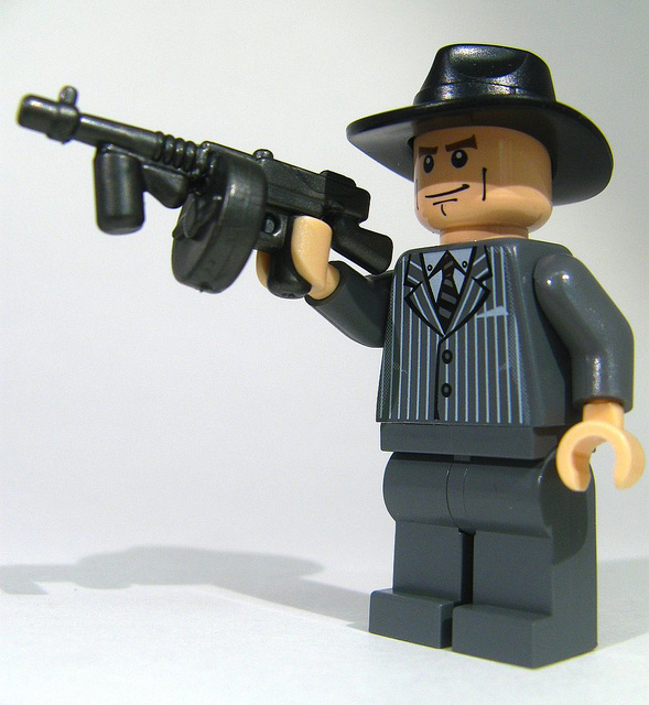 Brick Arms Tommy Gun