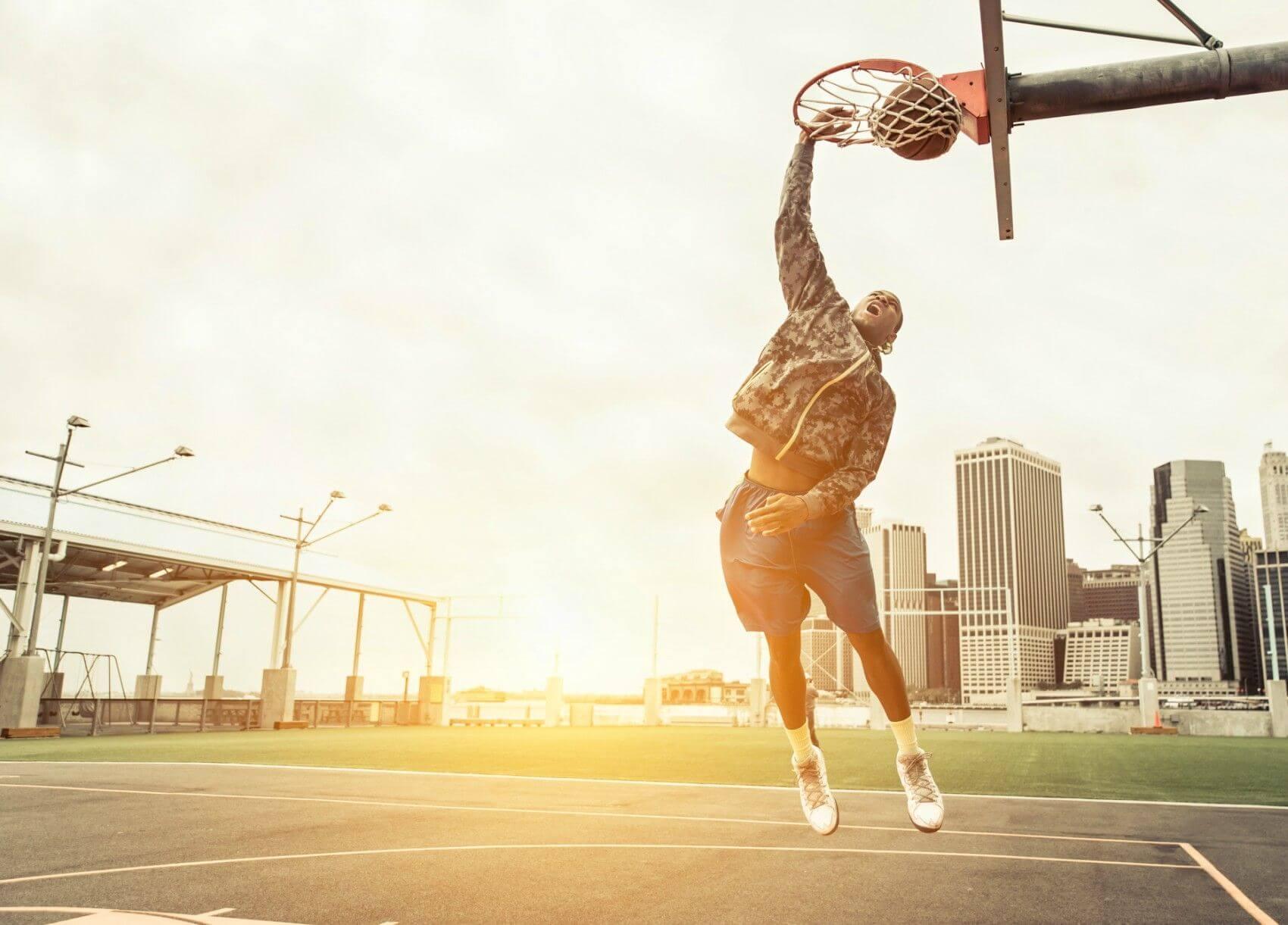 Pickup Basketball