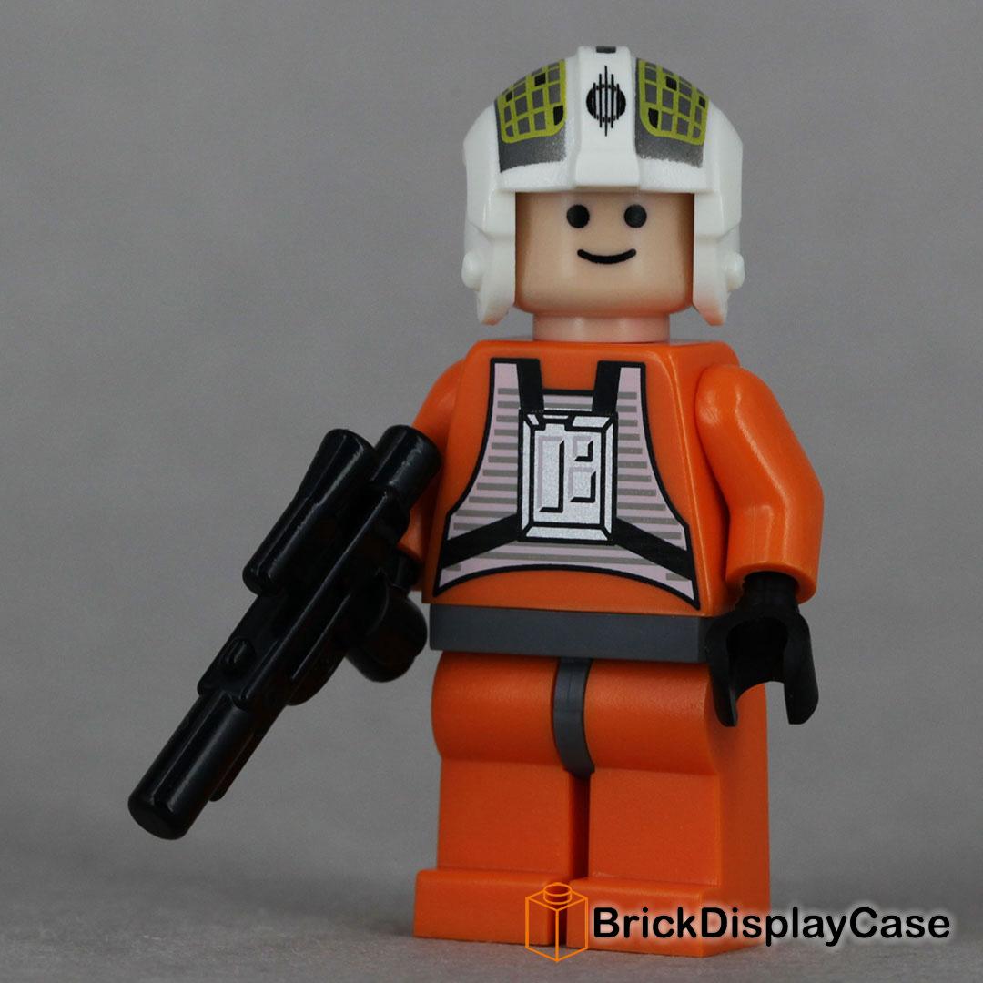 Y Wing Pilot Star Wars Episode Iv Lego Minifigure
