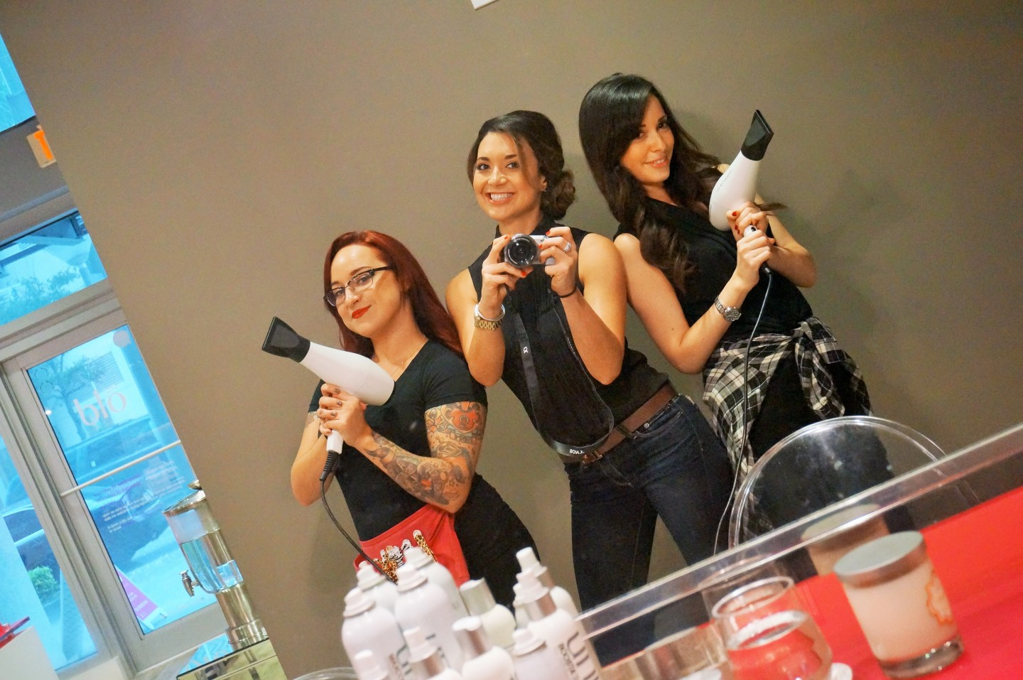 How To: Three Fall Hair Trends with BLO Midtown