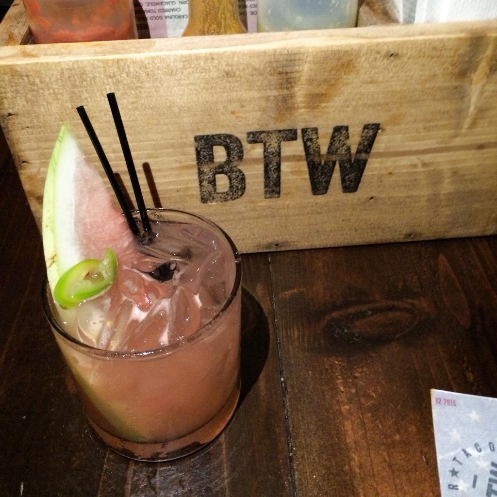 Miami - Local Restaurant - BTW - Brickellista Files
