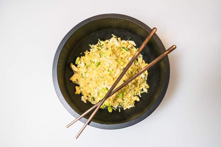 Crab Fried Rice Recipe with Chef Xavier Torres of Drunken Dragon Restaurant in Miami