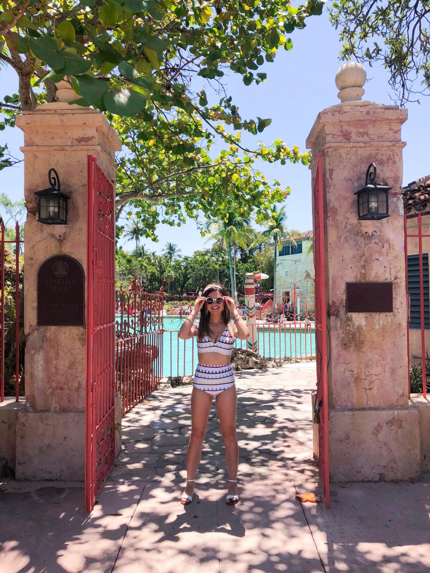 The Venetian Pool is One of Miami's Hidden Gems