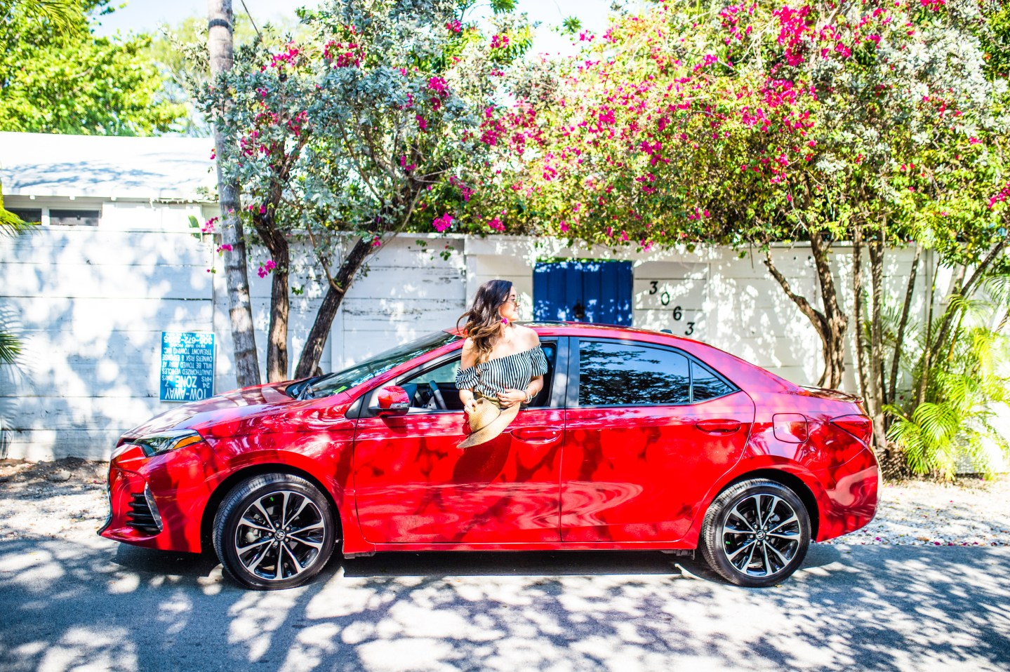 Touring Miami's Coconut Grove Neighborhood with Toyota