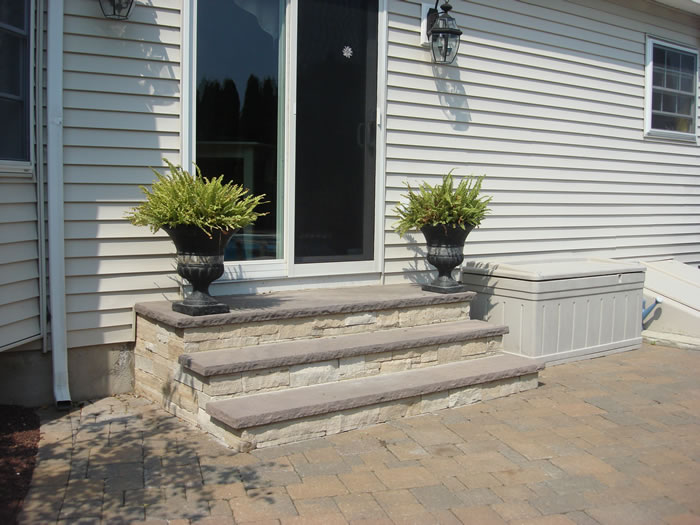 Patios that are designed to add to your outdoor living space on Backyard Patio Steps  id=21076