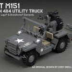 Mutt Multi Utility Tactical Truck