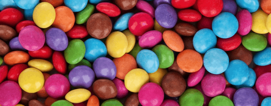 Variation Confectionery Coated