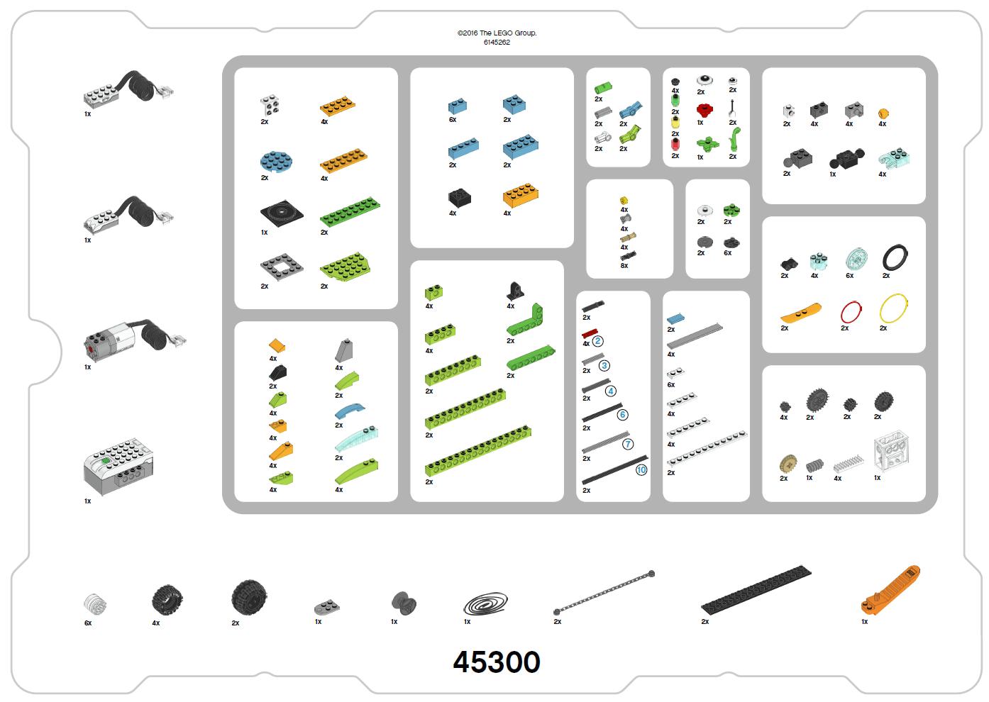 Test Das Lego Education Wedo 2 0 Basis Set Brickobotik