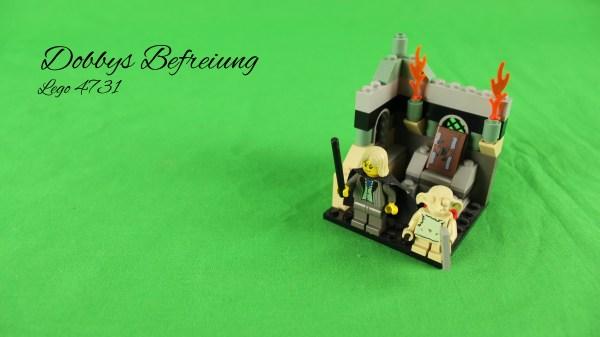Lego 4731 - Dobbys Befreiung