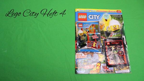Lego City Heft 4