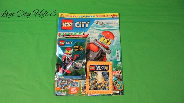 Lego City Heft 3