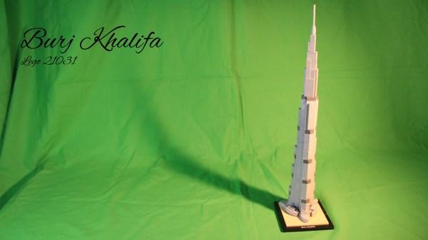 Lego 21031 - Burj Khalifa