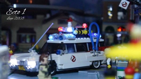 Lego 21108 - Ecto 1 (Lego Ideas)