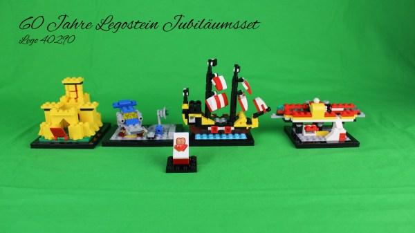 Lego 40290 - 60 Jahre Legostein
