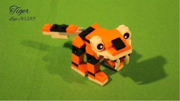 Lego 30285 - Tiger