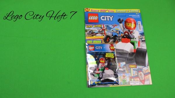 Lego City Heft 7