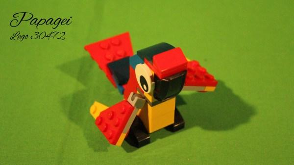 Lego 30472 - Papagei