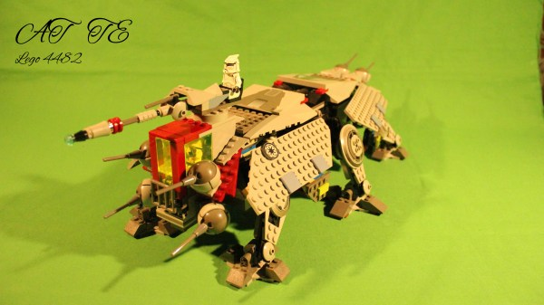 Lego 4482 - AT TE