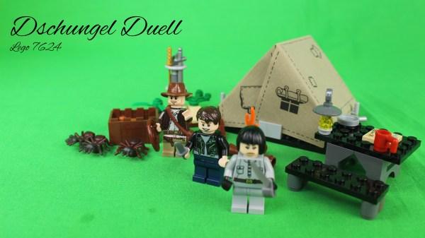 Lego 7624 - Dschungel Duell