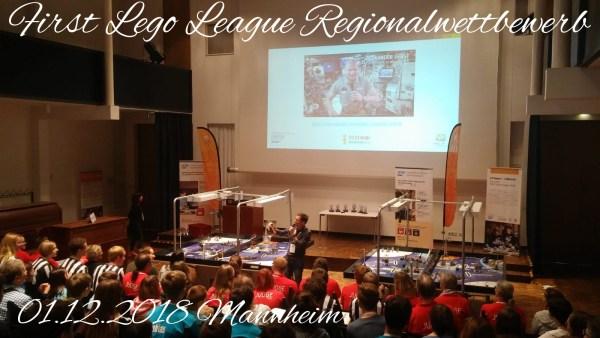 First Lego League Regionallwettbewerb Mannheim