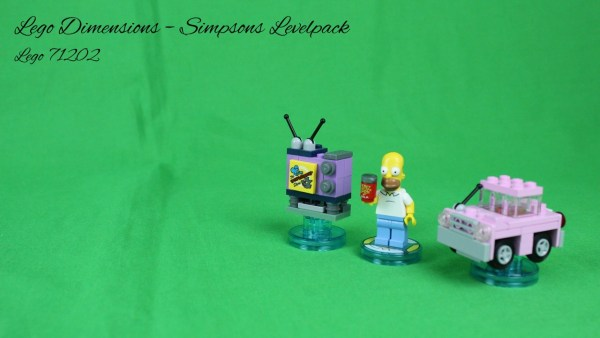 Lego 71202 - Simpsons Levelpack