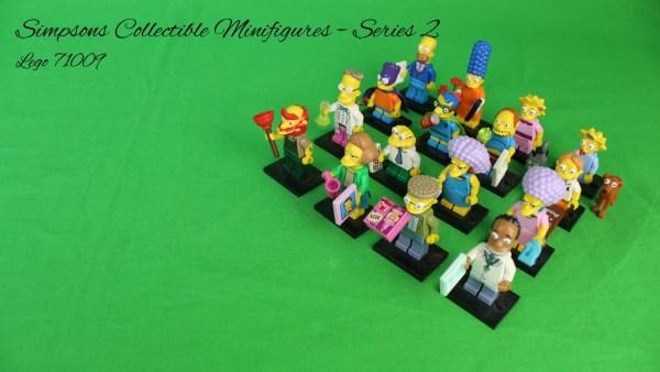 Lego 71009 - Simpsons Sammelfiguren - Serie 2