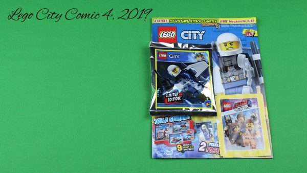 Lego City Comic 4|2019