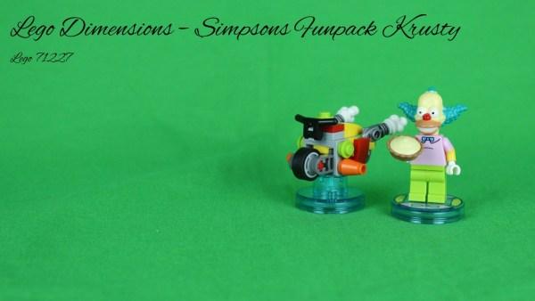 Lego 71227 - Funpack Krusty