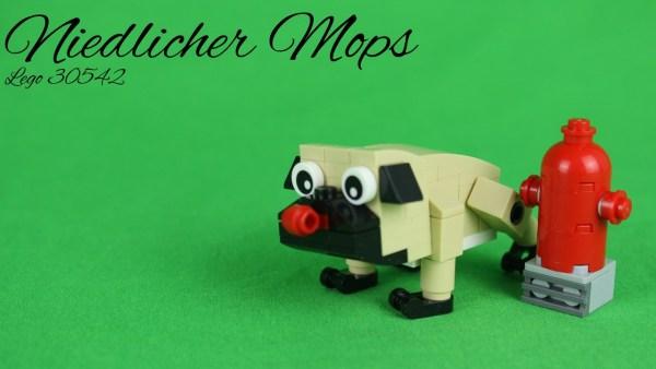 Lego 30542 - Niedlicher Mops